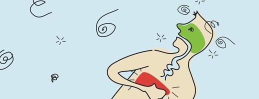 Hepatitis C Symptoms - Nausea image