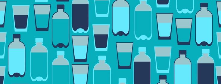 Drinking Water with Hepatitis C.