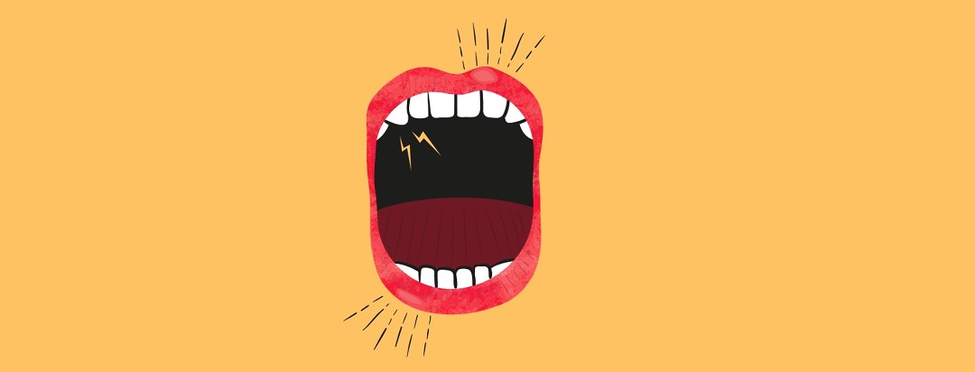 Messy Mouth with Hepatitis C
