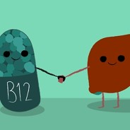 Vitamin B12 and Your Liver image