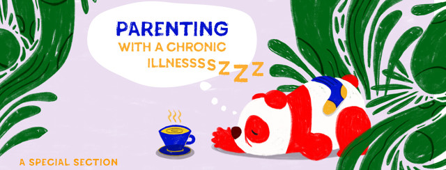Family Life and Parenting with Hepatitis C image