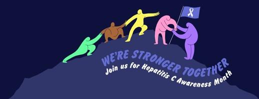 Hepatitis C Awareness Month 2021 image