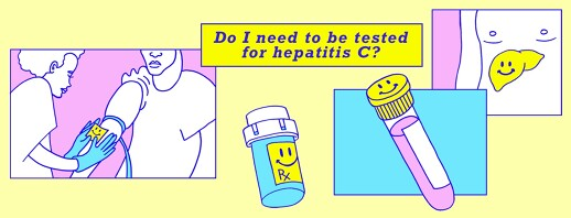"""""""Should I Be Tested for Hepatitis C?"""" Downloadable Guide image"""
