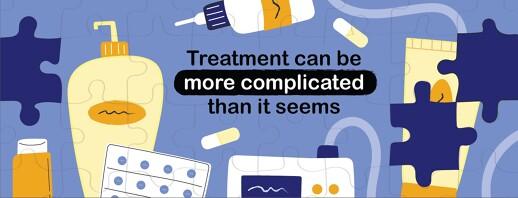 Take the Managing Treatment and Medication Survey image