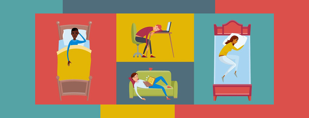 Hep C has caused a group of people to be tired in a variety of positions and scenarios
